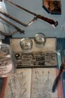 Historical medical equipment