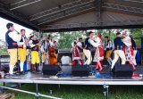 "... neither neighbours may be absent – ""Ensemble MRÁKOV from Chodsko"" at the 2015 fair (photo by Václava Simeonová)"