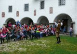 The thematic afternoons for children are regularly held at the Seeberg Castle