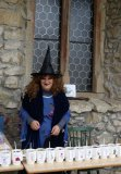 At the end of April, the witches gather at the Seeberg Castle every year…